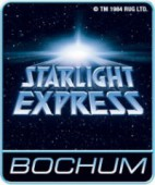 Starlight Express rollt auch bei Don't stop believin'!