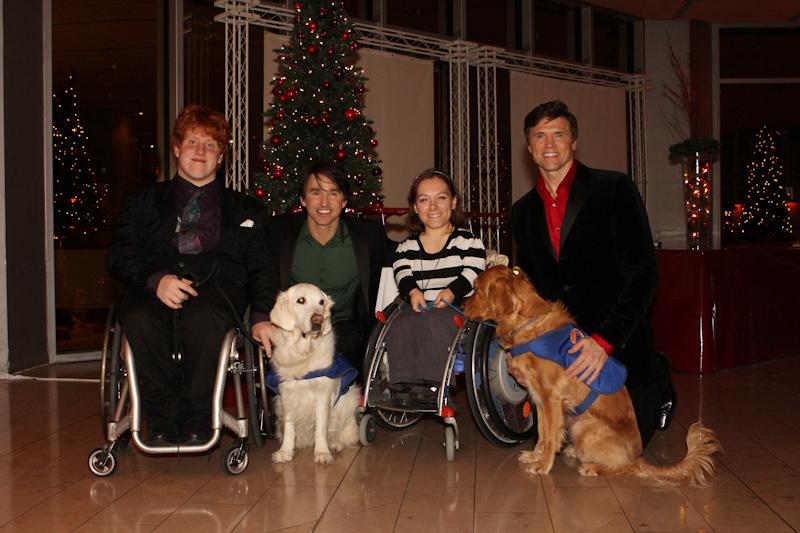 Christmas Mornings mit Bernie und Brent